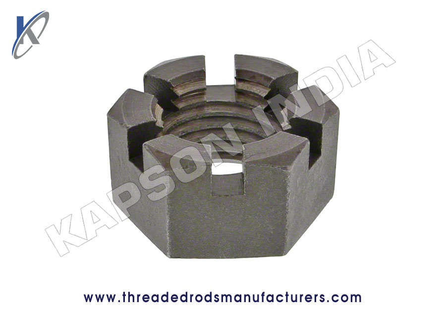 Slotted Nut / Nylock Nut