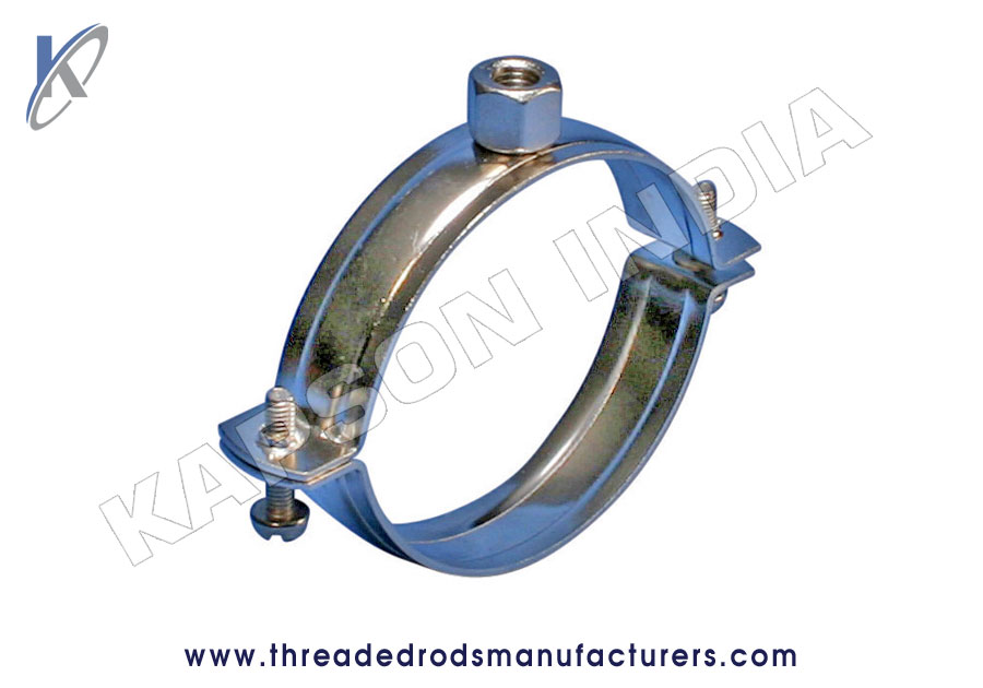 Pipe Clamp Unlined