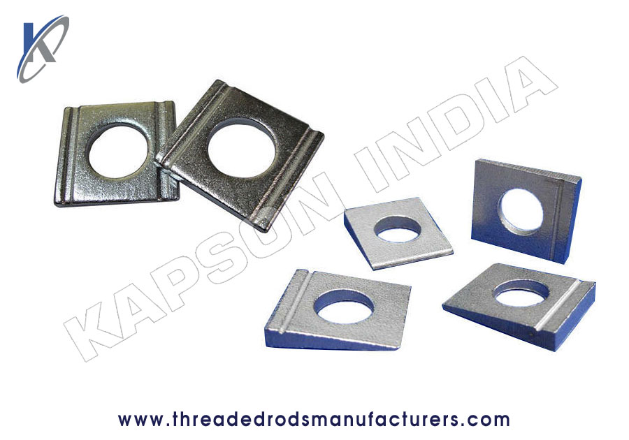 Square Taper Washer