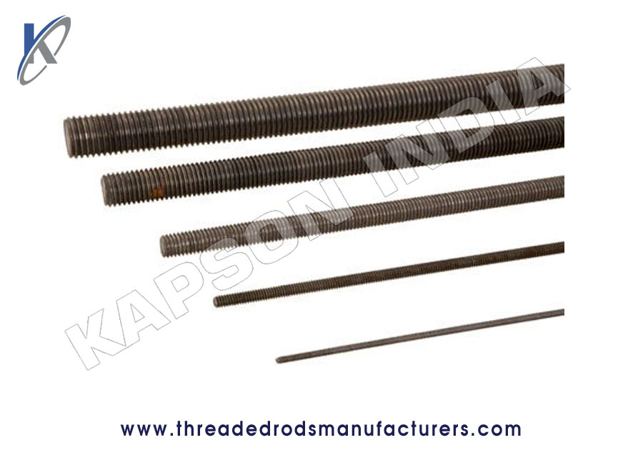 Low Carbon Threaded Rods